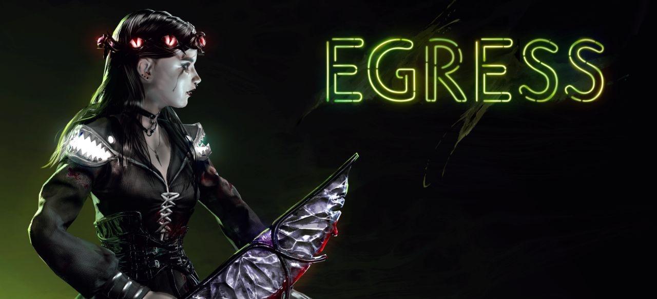 Egress (Rollenspiel) von Fazan Games