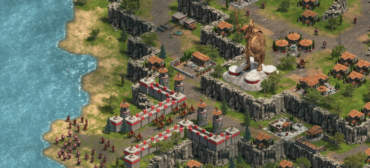 Age of Empires (Strategie) von Microsoft