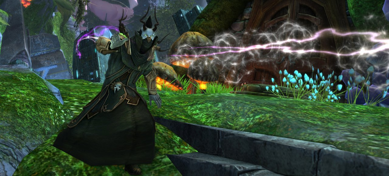 Rift: Sternenfall-Prophezeiung (Rollenspiel) von Trion Worlds