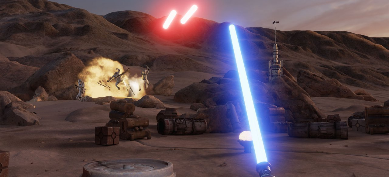 Star Wars: Trials on Tatooine (Action) von