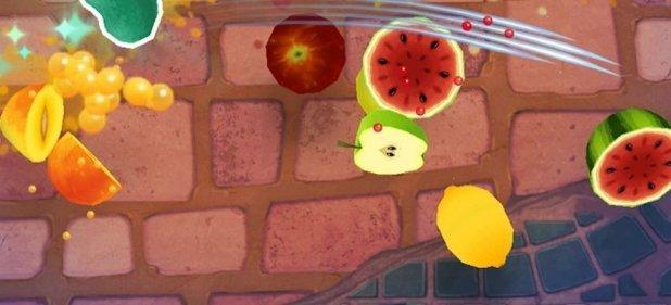 Fruit Ninja: Puss in Boots (Geschicklichkeit) von halfbrick