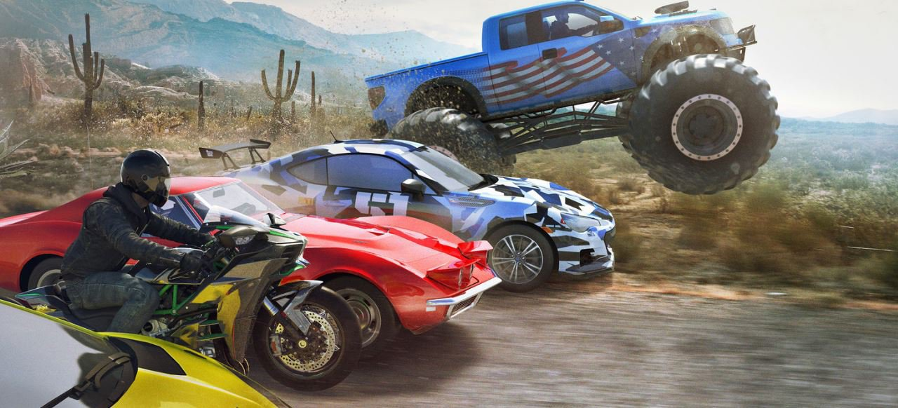 The Crew: Wild Run (Rennspiel) von Ubisoft