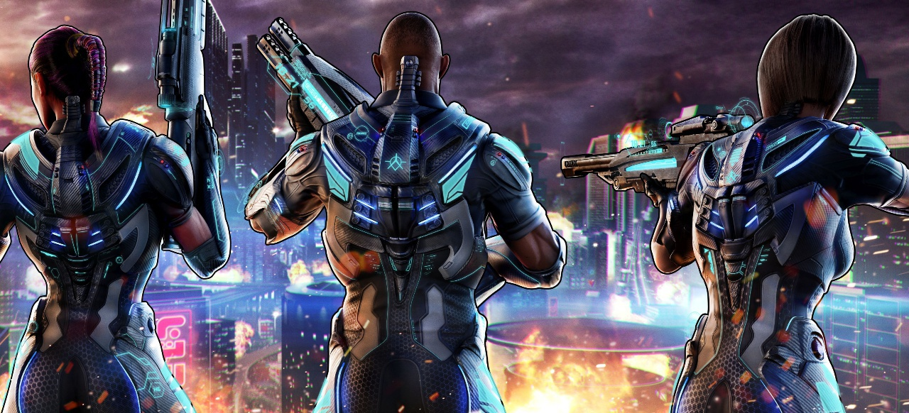 Crackdown 3 (Action) von Microsoft