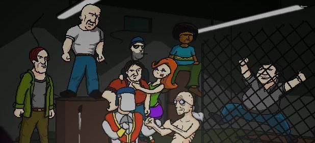 Da New Guys: Day of the Jackass (Adventure) von Wadjet Eye Games