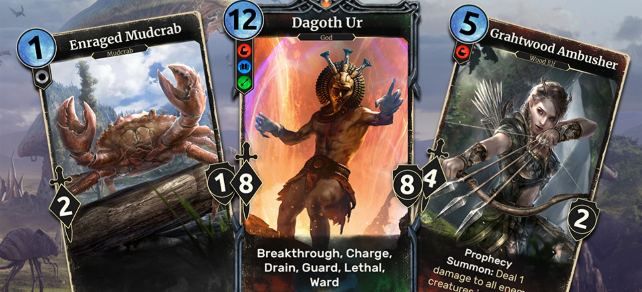 The Elder Scrolls: Legends (Strategie) von Bethesda Softworks