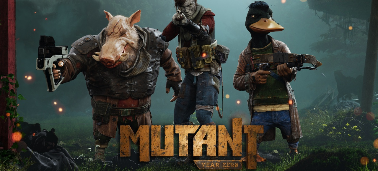 Mutant Year Zero: Road to Eden (Adventure) von Funcom