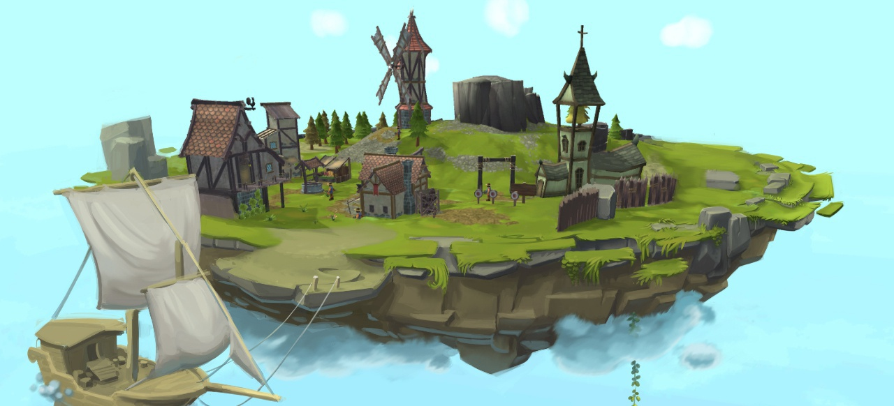 Townsmen VR (Strategie) von