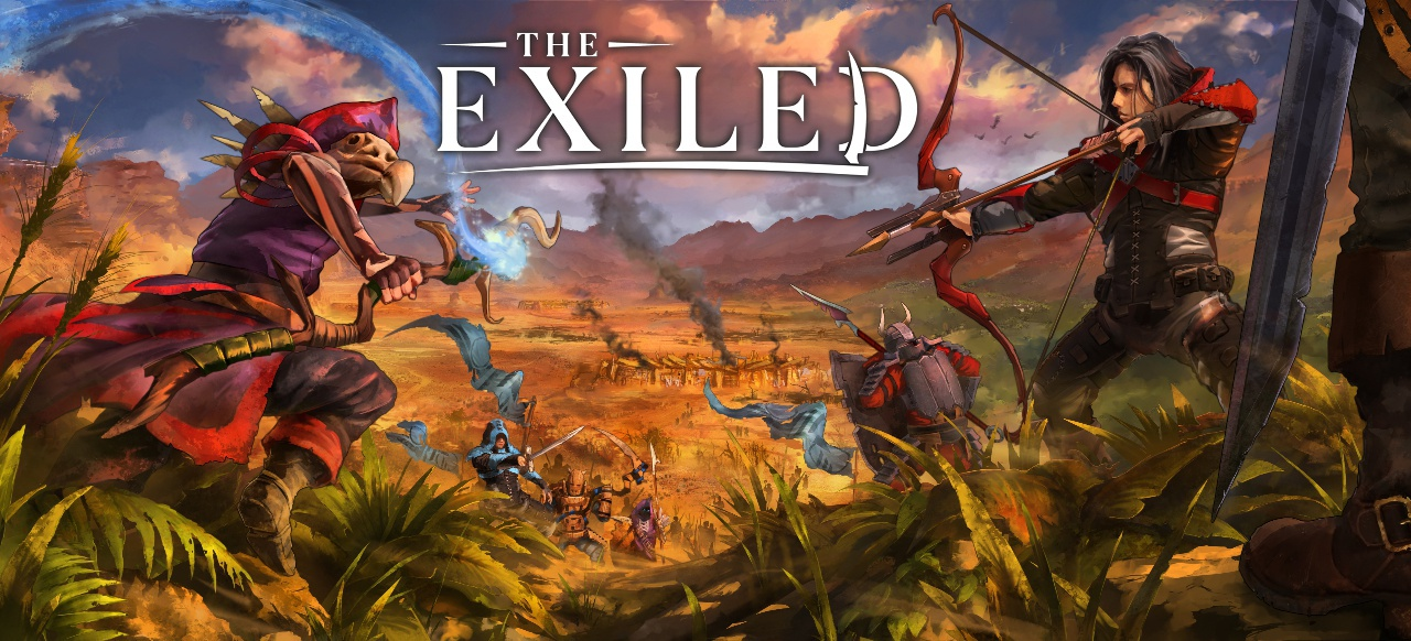 The Exiled (Rollenspiel) von Fairytale Distillery