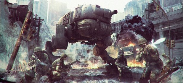 Steel Battalion: Heavy Armor (Simulation) von Capcom