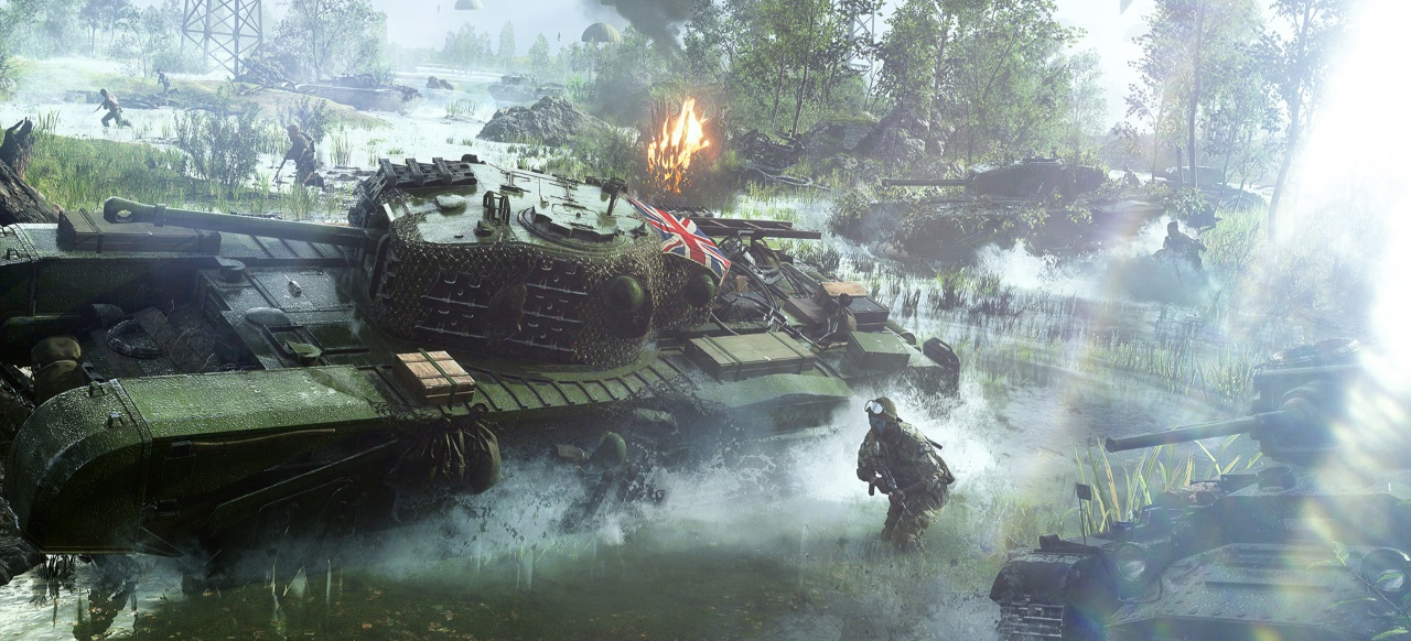 Battlefield 5 (Shooter) von Electronic Arts