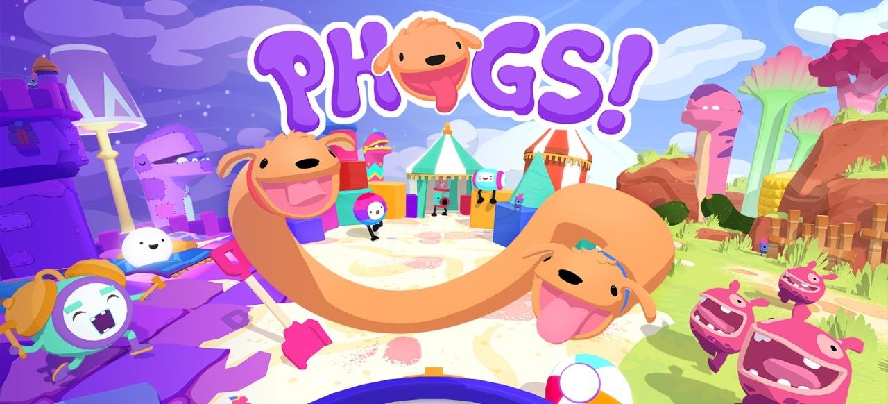 PHOGS! (Adventure) von Coatsink