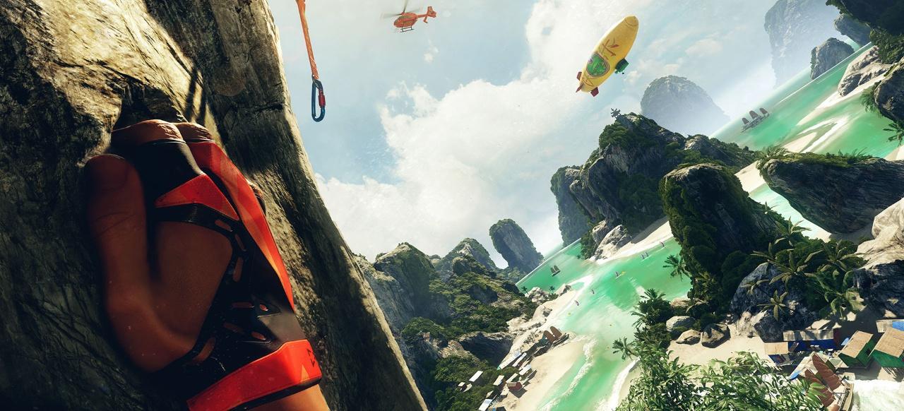 The Climb (Oculus Touch) (Geschicklichkeit) von Crytek