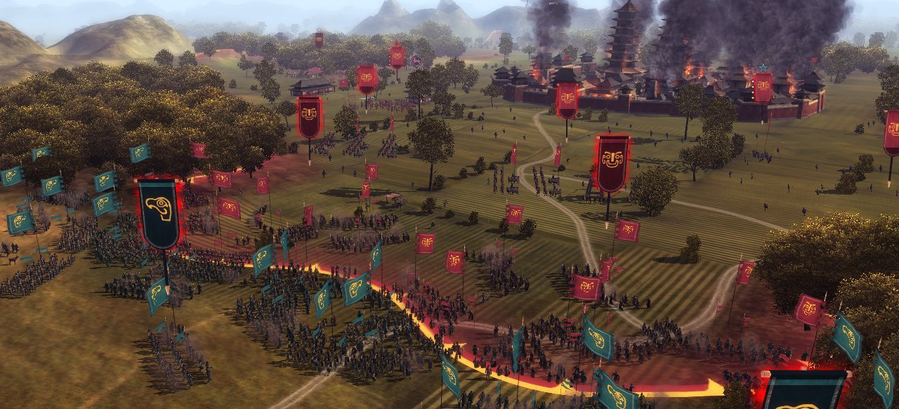 Oriental Empires (Strategie) von Iceberg Interactive