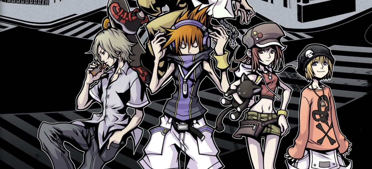 The World Ends with You (Rollenspiel) von Square Enix / Koch Media / Nintendo