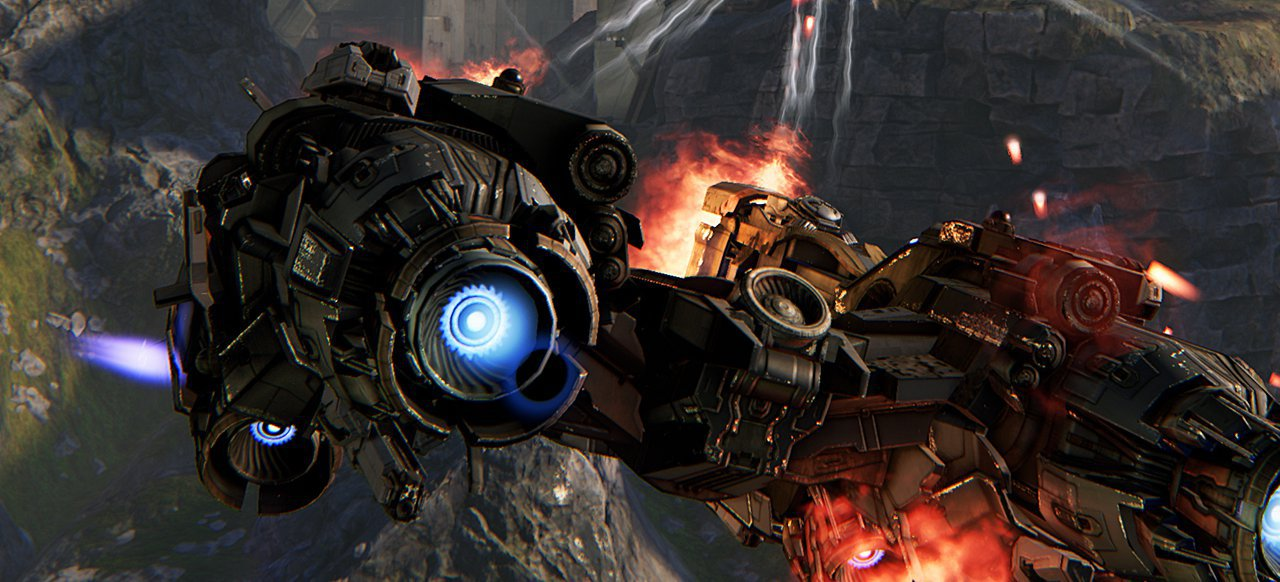 Dreadnought (Shooter) von Grey Box und Six Foot