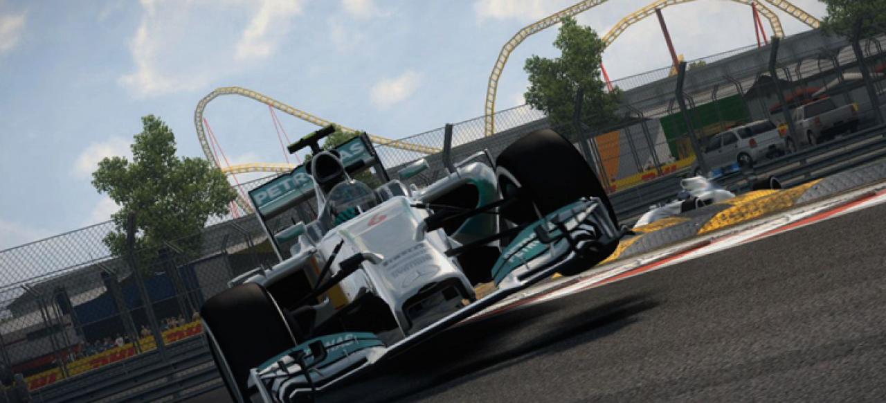 F1 2014 (Rennspiel) von Bandai Namco