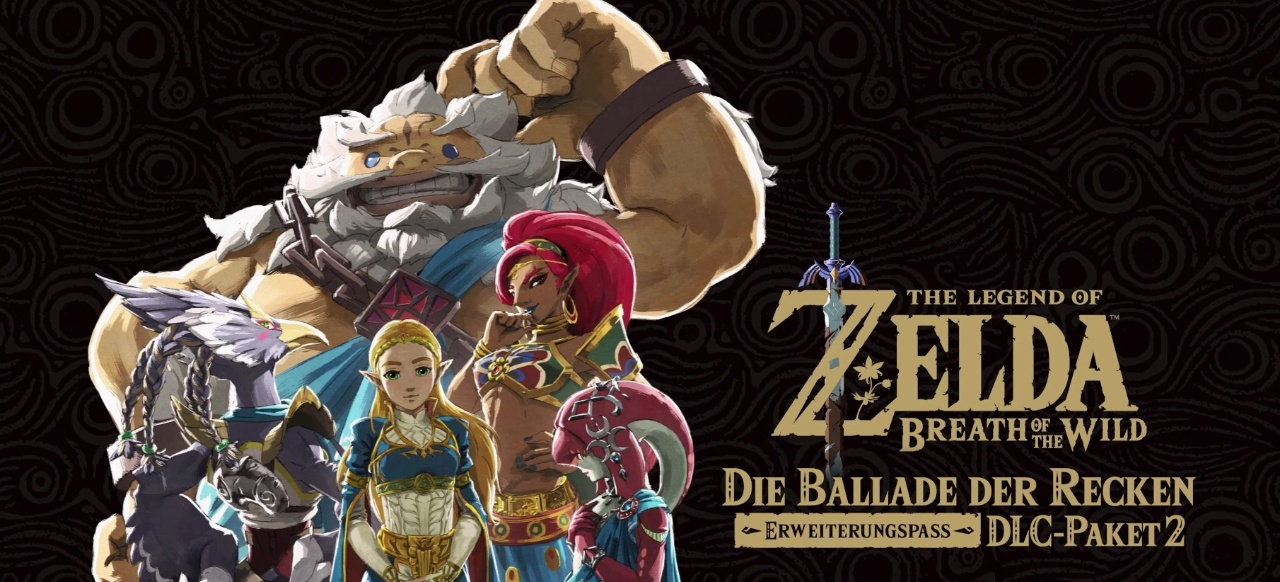 The Legend of Zelda: Breath of the Wild - Die Ballade der Recken (Action) von Nintendo