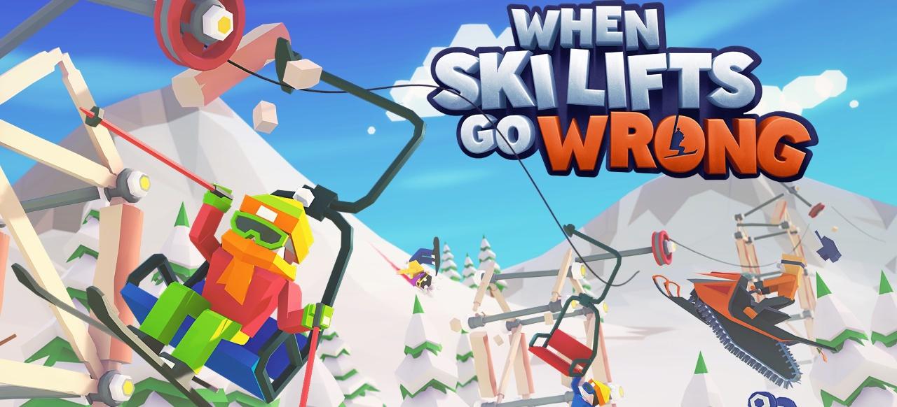When Ski Lifts Go Wrong (Geschicklichkeit) von Curve Digital
