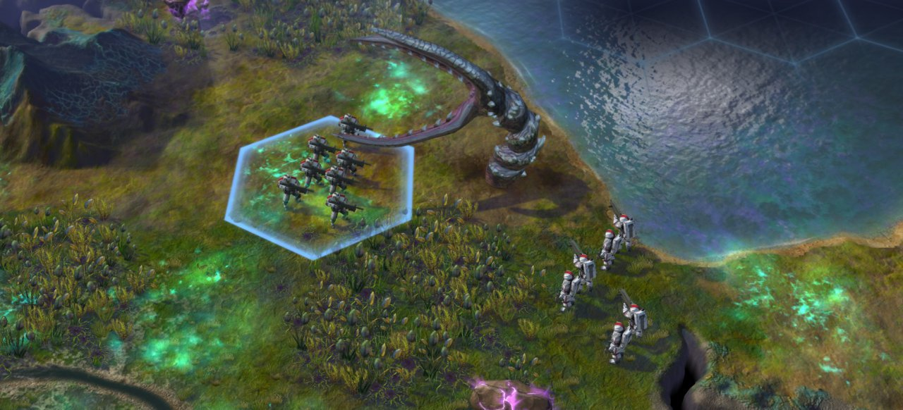 Civilization: Beyond Earth (Strategie) von 2K Games