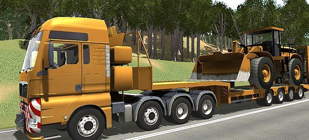 Spezialtransport-Simulator 2013 (Simulation) von Astragon