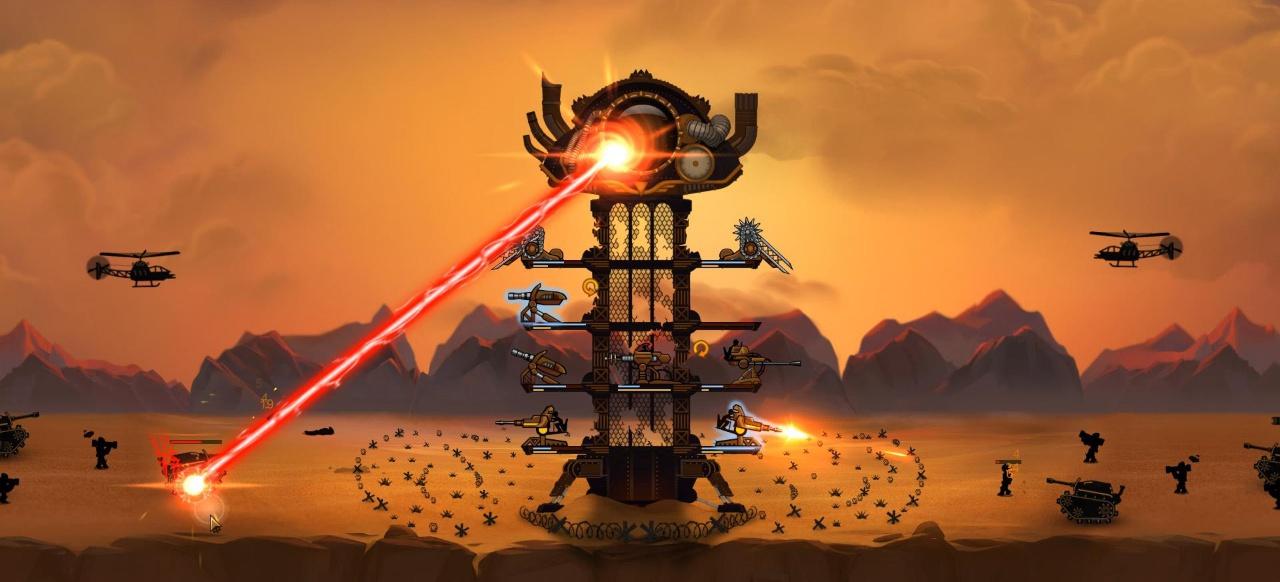 Steampunk Tower 2 (Strategie) von DreamGate Company
