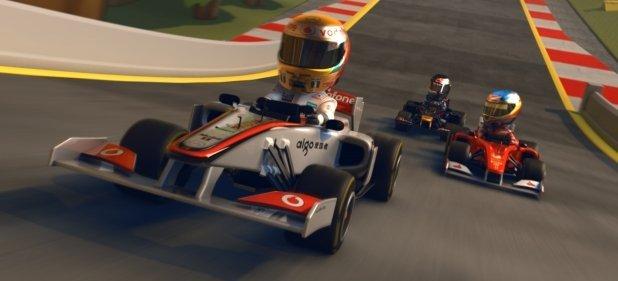 F1 Race Stars (Rennspiel) von Codemasters / Namco Bandai