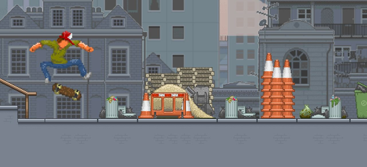 OlliOlli (Action) von Roll7 / Devolver Digital