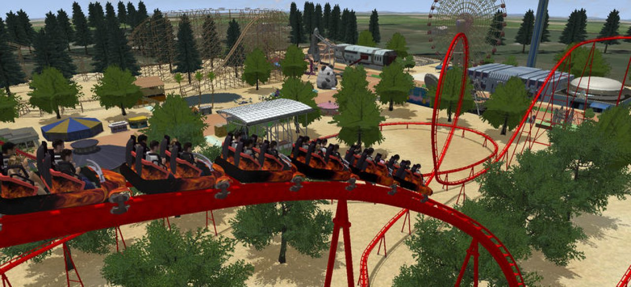 Rollercoaster Dreams (Simulation) von