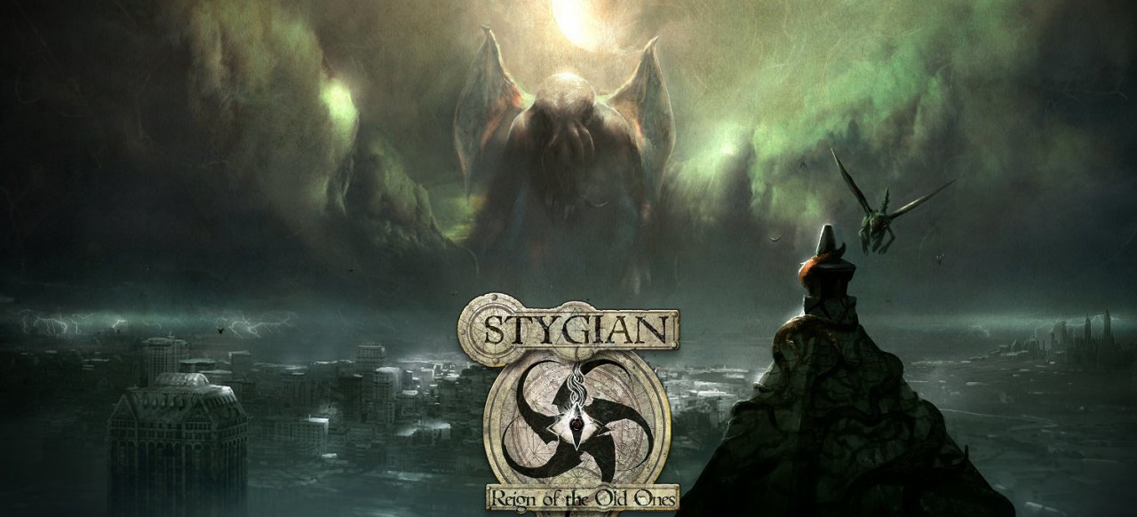 Stygian: Reign of the Old Ones (Rollenspiel) von