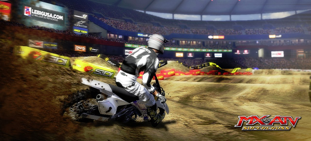 MX vs. ATV: Supercross (Rennspiel) von Nordic Games