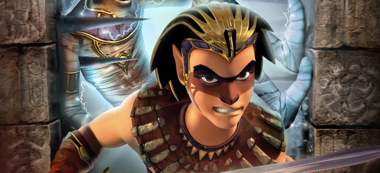 Sphinx und die verfluchte Mumie (Geschicklichkeit) von THQ