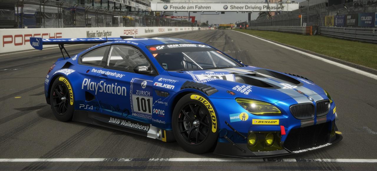 Gran Turismo Sport (Rennspiel) von Sony
