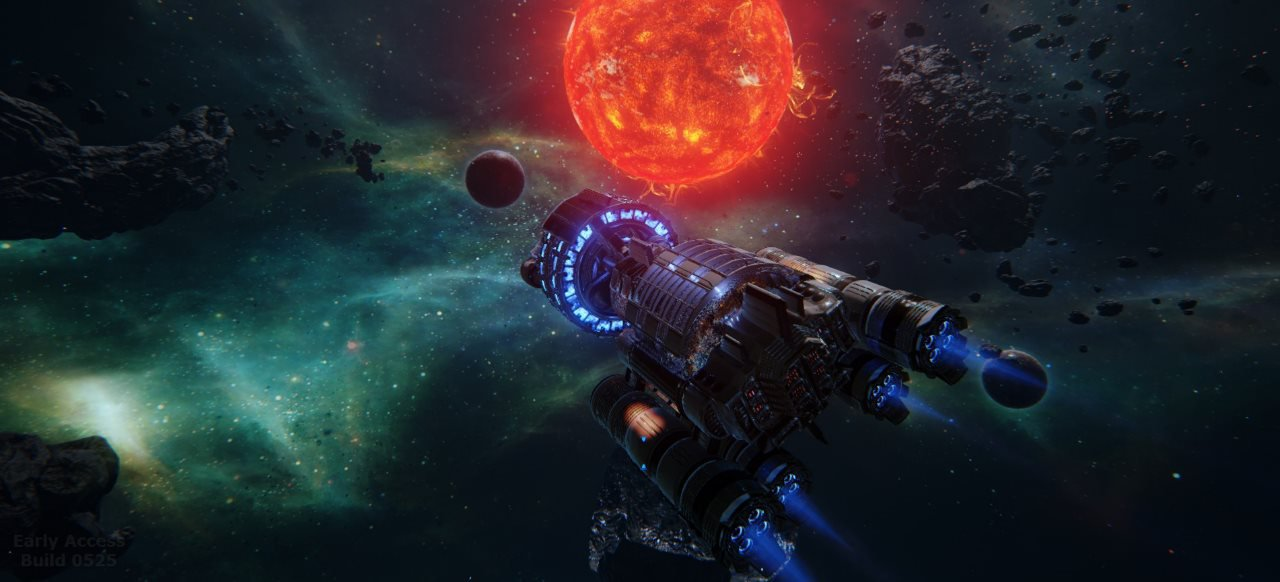 Into the Stars (Simulation) von Fugitive Games