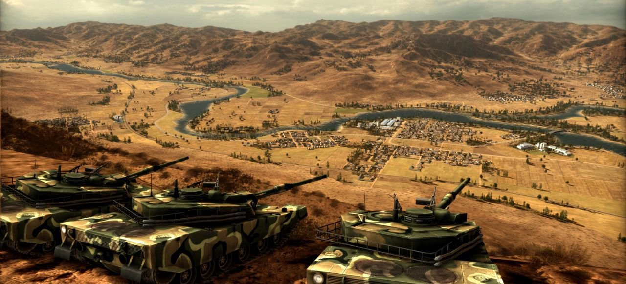 Wargame: Red Dragon (Strategie) von Focus Home