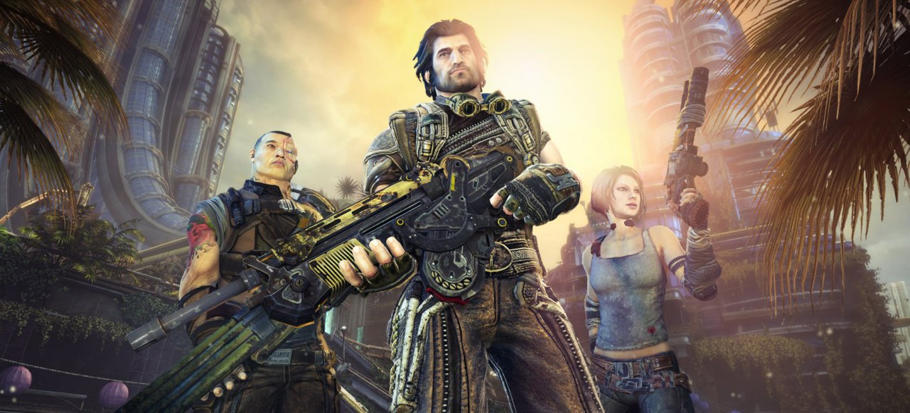 Bulletstorm (Shooter) von People Can Fly
