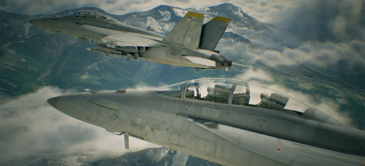 Ace Combat 7 (Action) von Bandai Namco Entertainment Europe