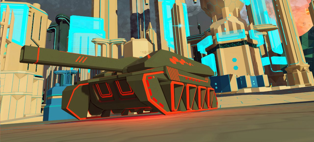 Battlezone (VR) (Shooter) von Rebellion / Sony