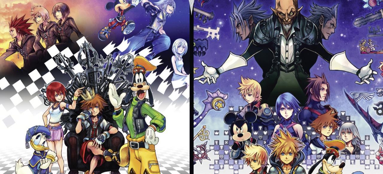 Kingdom Hearts HD 1.5 + 2.5 ReMIX (Rollenspiel) von Square Enix