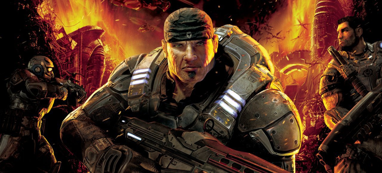 Gears of War (Shooter) von Microsoft
