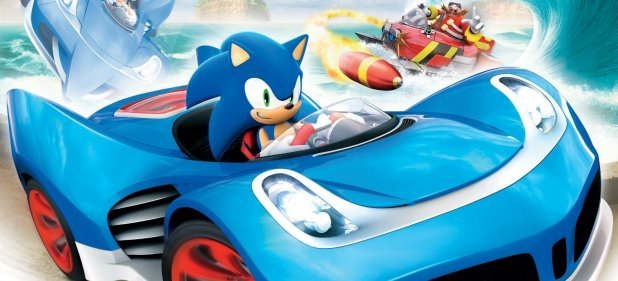 Sonic & All-Stars Racing: Transformed (Rennspiel) von SEGA