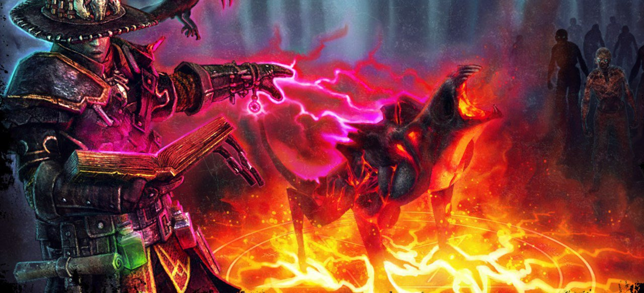 Grim Dawn (Rollenspiel) von Crate Entertainment