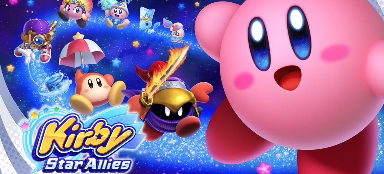 Kirby Star Allies (Geschicklichkeit) von Nintendo