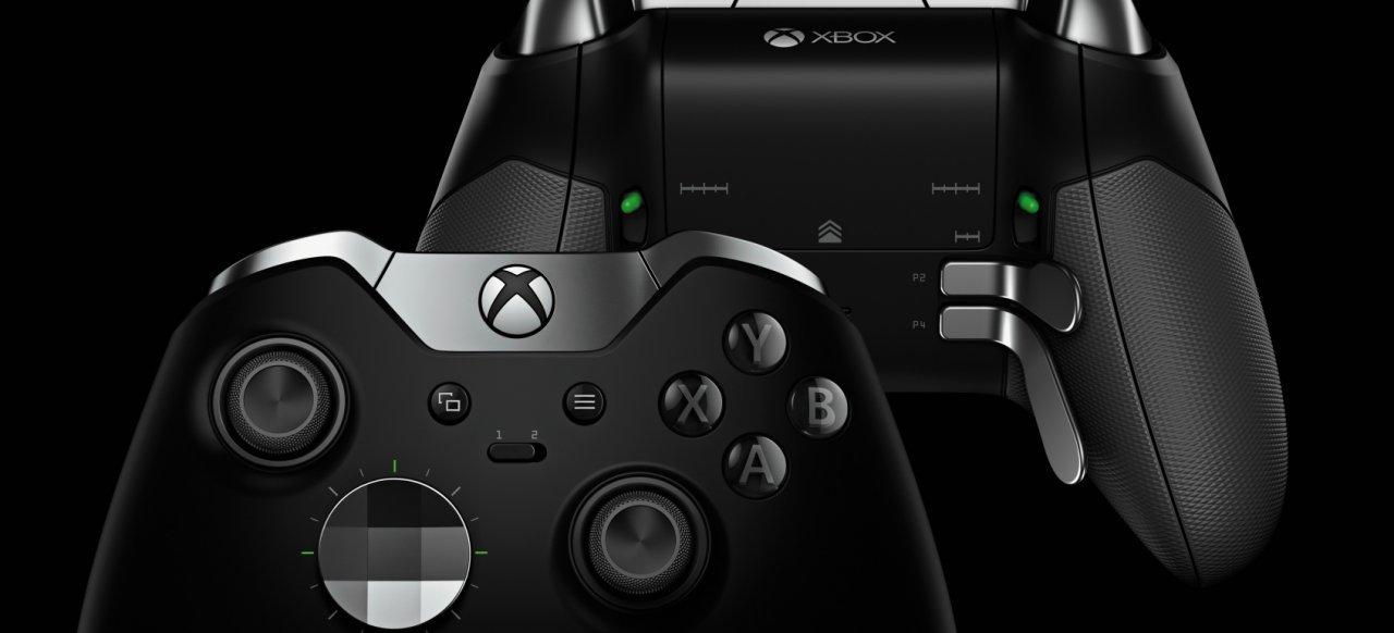 Xbox One Elite Controller (Hardware) von Microsoft