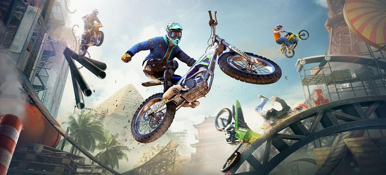Trials Rising (Geschicklichkeit) von Ubisoft