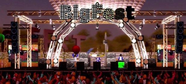 Big Fest (Simulation) von Sony