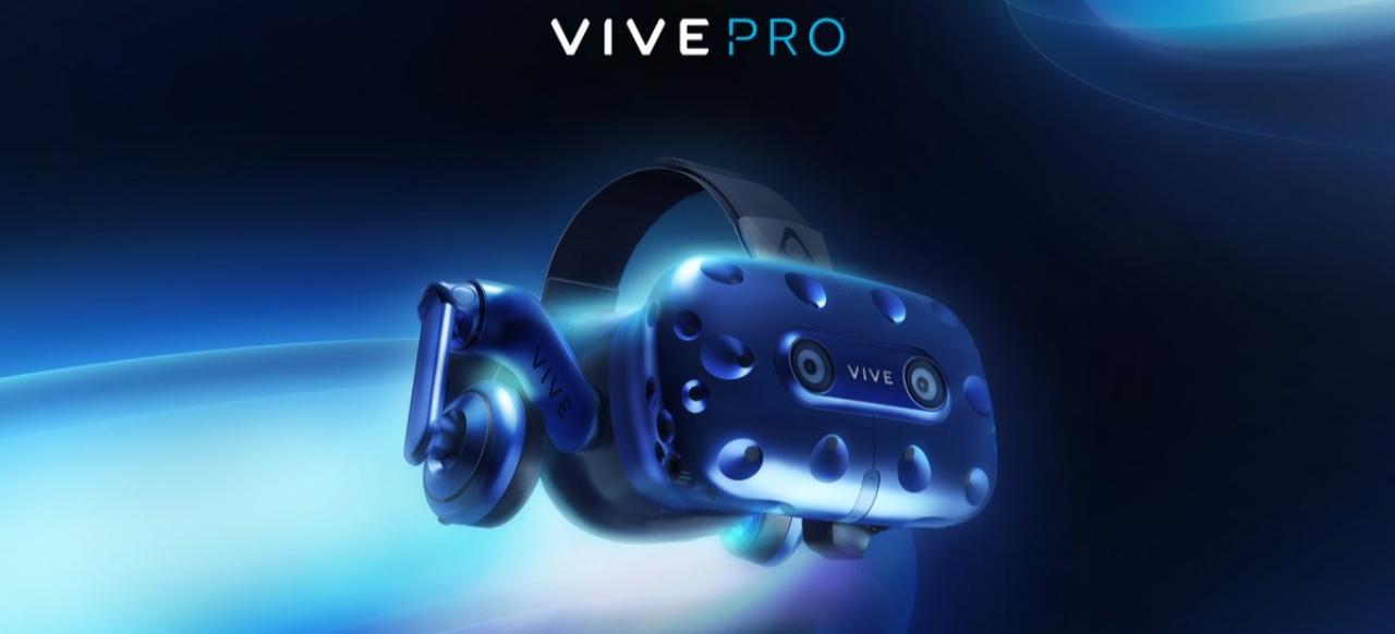 HTC Vive Pro (Hardware) von HTC