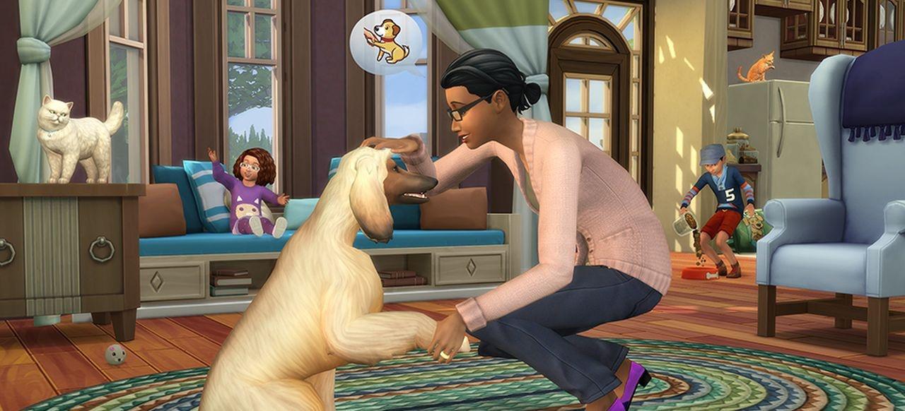 Die Sims 4: Hunde & Katzen (Simulation) von Electronic Arts