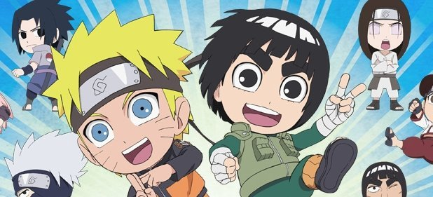Naruto: Powerful Shippuden (Action) von Namco Bandai