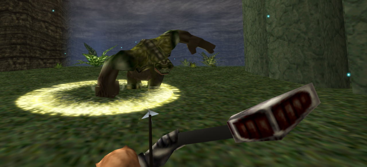 Turok: Dinosaur Hunter (Shooter) von Acclaim / Nightdive Studios
