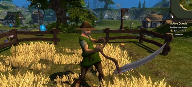 Folk Tale (Strategie) von Games Foundry
